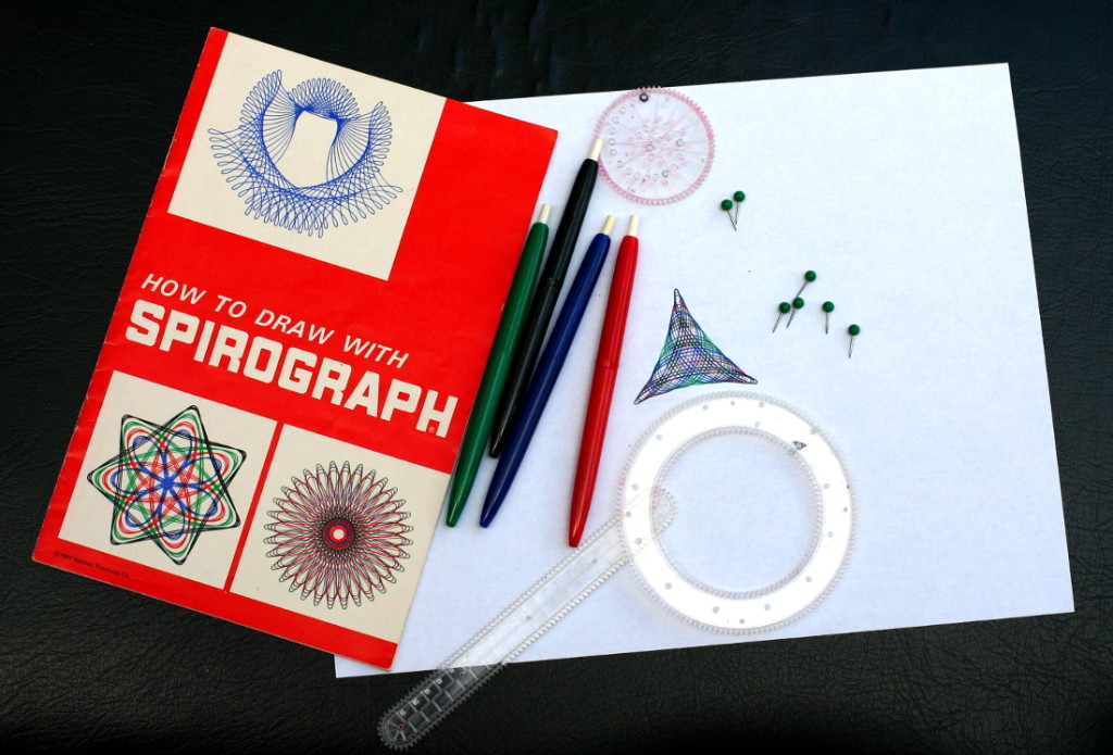 Spirograph Replacement Parts and Supplies